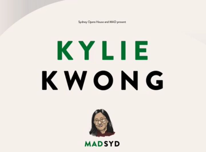 WATCH: Kylie Kwong at MAD SYD